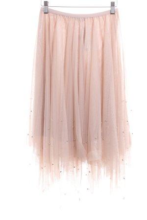 Reserved Tulle Skirt nude elegant