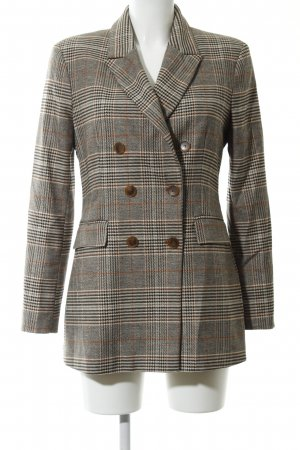 Reserved Tweedblazer Karomuster Business-Look