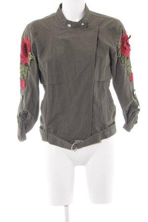 Reserved Übergangsjacke mehrfarbig Casual-Look
