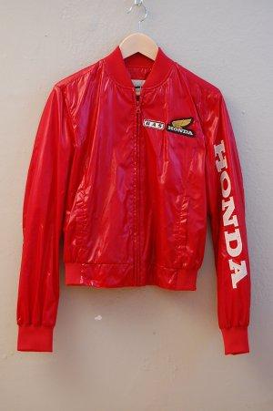 Honda jacke kaufen gebraucht und g nstig - Rote college jacke ...