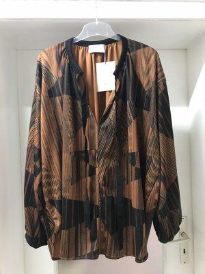 RESERVIERT Zara Oberteil Tunika Bluse M in Oversized