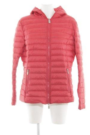 Reset Fifty Seven Daunenjacke rot-pink Steppmuster Casual-Look