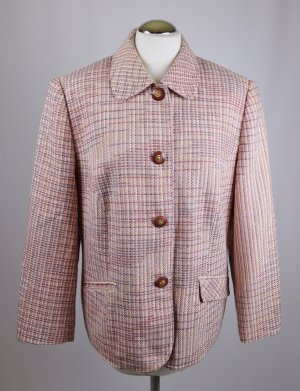 Atelier Creation Tweed Blazer multicolored mixture fibre