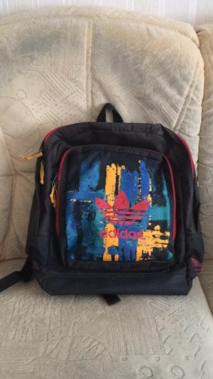 Adidas Originals School Backpack multicolored