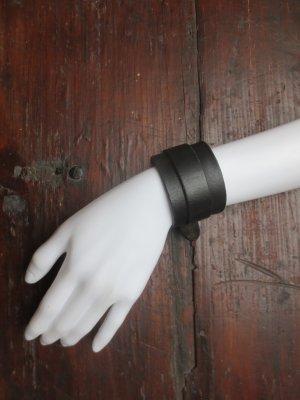 Retro Basic Unisex Leder Wickelarmband