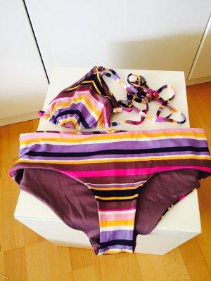 Retro Bikini mit cooler Rückenschnürung