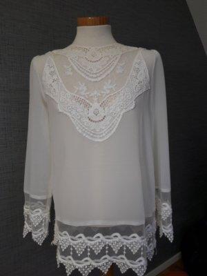 Aniston Camicetta a blusa bianco-crema