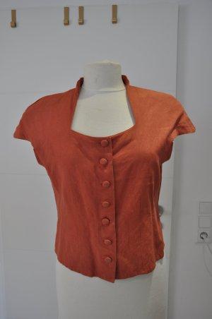 Retro Bluse von Alba Moda