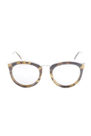 Retro Glasses tortoise pattern casual look