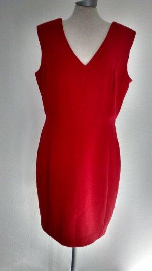 Retro Etuikleid rot Gr. XL 42 44 neu Rockabilly Kleid Mango Suit
