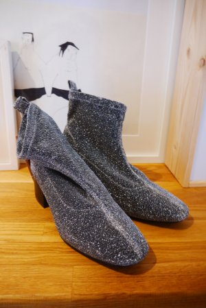 Retro Glitzerboots, 60s, *NEU*