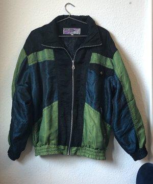 Retro Jacke Vintage Sportjacke