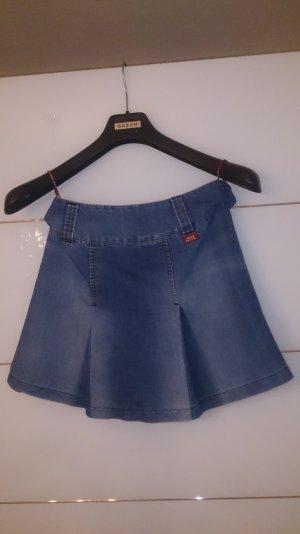 Retro Jeans Minirock von Miss Sixty