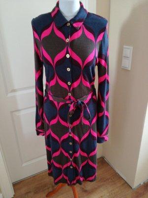 Retro Jersey-Kleid