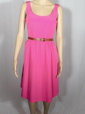 Retro Kleid 50ies pink Gr. 36 H&M