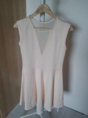 Retro Kleid apricot Gr.36 neu Laura Scott