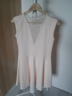 Retro Kleid apricot Gr.36 neu Laura Scott