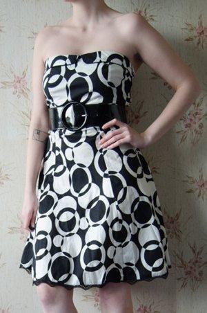 Retro Kleid mit Gürtel