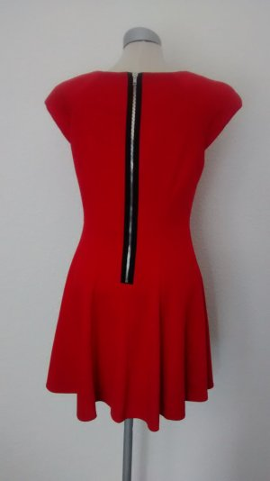 retro Minikleid Kleid kurz Gr. UK 10 EUR 38 S M Miss Selfridge