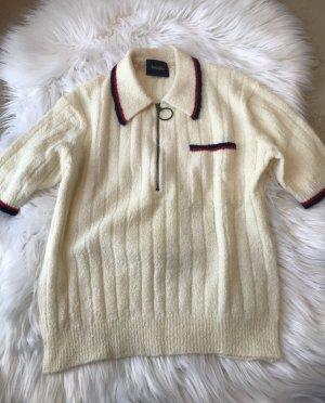 Retro Polo Shirt 70er Jahre