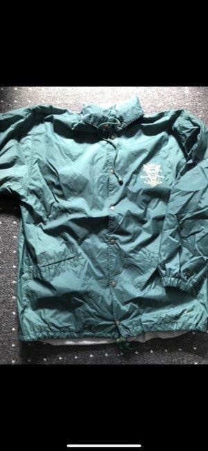 Heavy Raincoat khaki-forest green