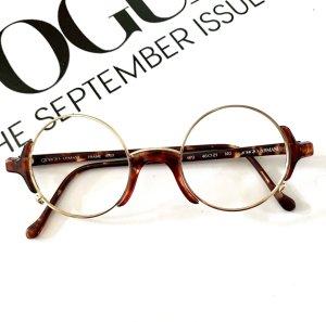 Giorgio  Armani Glasses brown-gold-colored