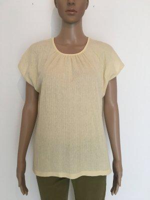 Seidel T-Shirt pale yellow-primrose