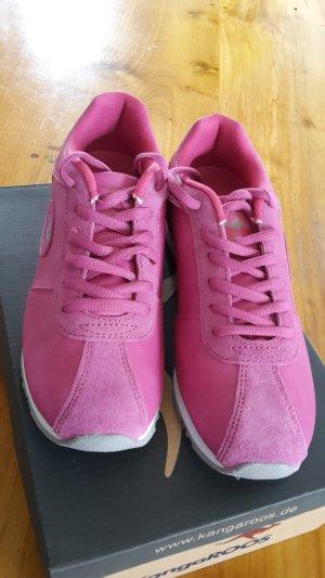 Retro Sneaker 37 neu KangaROOS rosa