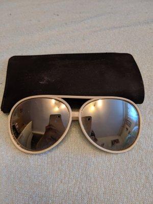 Retro Glasses cream
