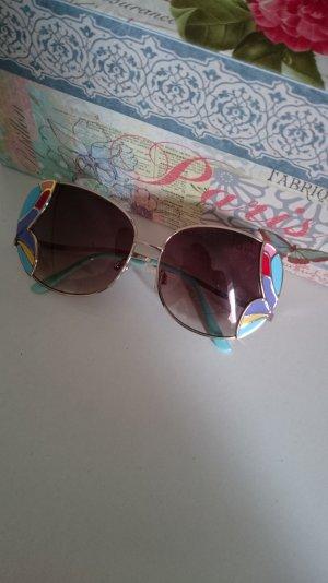Retro Sonnenbrille Hippie