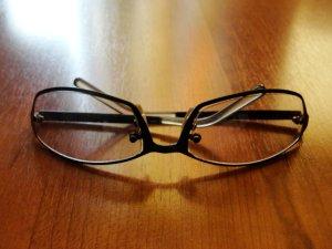 Occhiale nero-antracite
