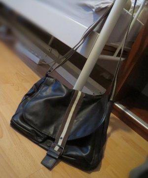 retro Tasche mit langem Träger