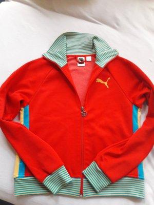 Puma Veste de sport multicolore