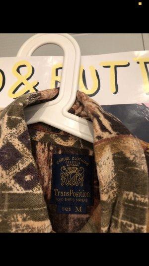 Houthakkershemd wit