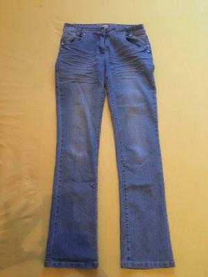 NKD Jeans elasticizzati azzurro