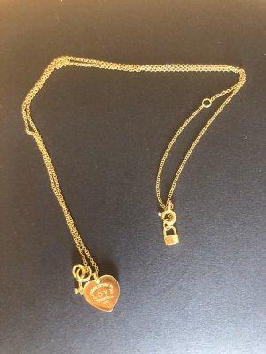 Return to Tiffany™ Love Kette mit Schlüssel und Herz -Anhänger