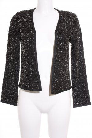 REVEL Blouse Jacket black glittery