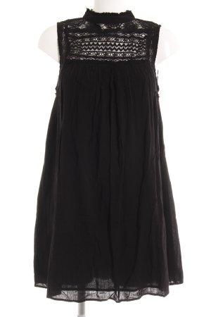 Review A-Linien Kleid schwarz Elegant