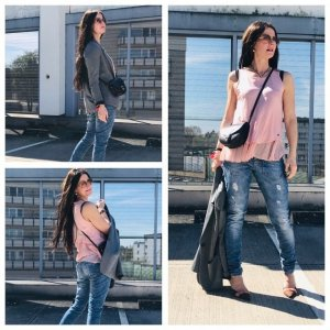 REVIEW BaggyPants Jeans Inch 25/34