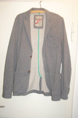 Review Baumwollblazer Sweatjacke S/M