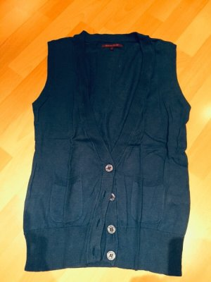 Review Vest donkerblauw