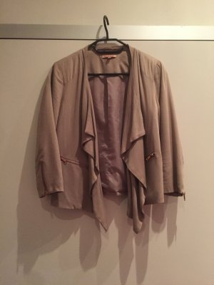 Review Blazer in beige