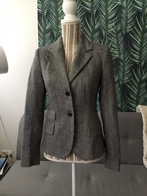 Review Blazer Kurzblazer Tweed Vintage 36 S