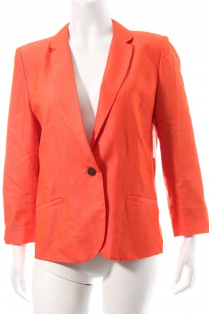 Review Blazer orange