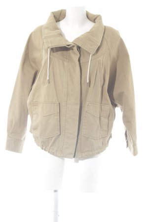 Review Blouson beige Casual-Look