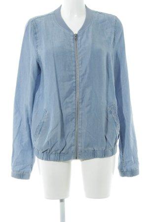 Review Blouson bleu clair Aspect de jeans