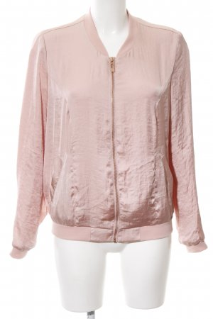 Review Bomberjacke pink Casual-Look