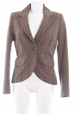 Review Boyfriend Blazer glen check pattern Brit look