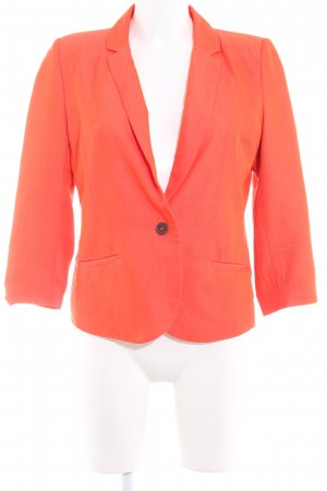 Review Boyfriend-Blazer neonorange Elegant