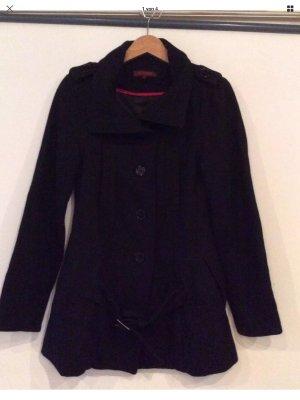 Review Pea Jacket black